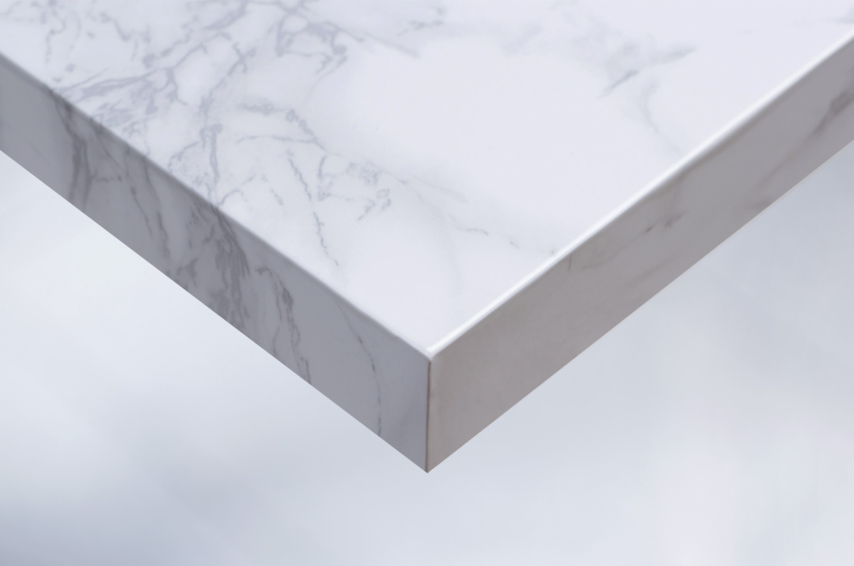 Coverstyl marbres classiques white marble for Fond ecran marbre