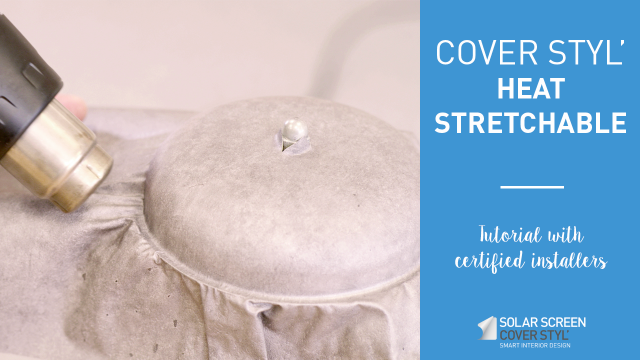 Renovate any surfaces with Cover Styl'® stretchable adhesive coverings -