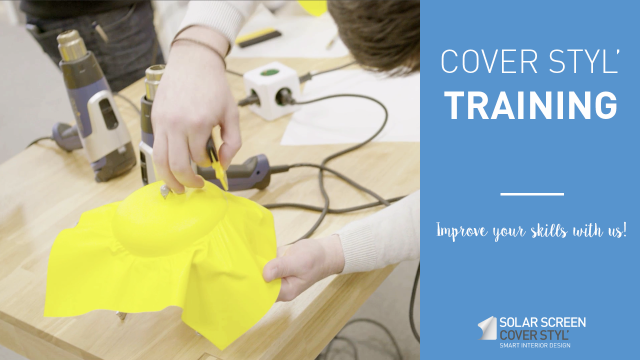 Cover Styl'® covering training: Become a certified installer -